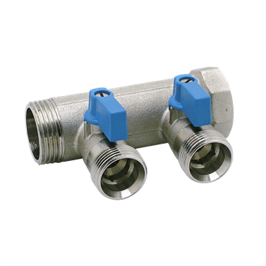 202C - MODULAR MANIFOLD WITH BALL VALVES