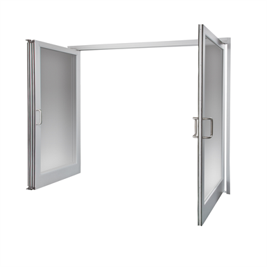 Manual Swing Door Bi Directional Fold Icu1200 Series