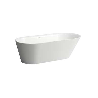 KARTELL BY LAUFEN Bathtub, freestanding 1715 x 815 mm
