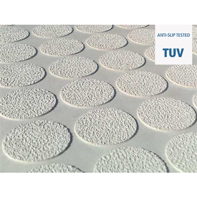 GIAN 7 dot with sandblast texture (29 mm)