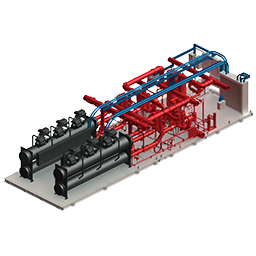 DESIGN ENVELOPE CHILLED WATER INTEGRATED PLANT PACKAGES