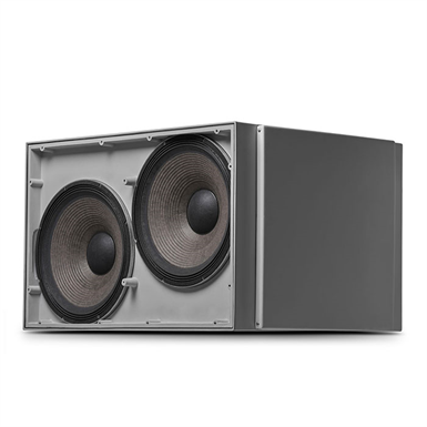 "VLA-C125S Dual 15"" Subwoofer with  Differential Drive®"