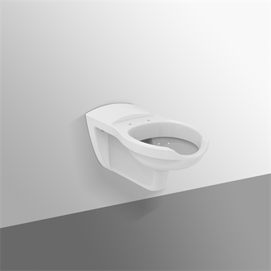 Ceramica Dolomite Wc.Maia Wall Hung Wc Elongated 75cm Ceramica Dolomite Free