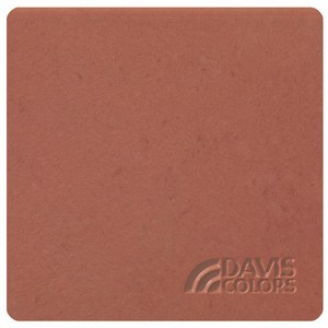 Color for Concrete - Brick Red 160