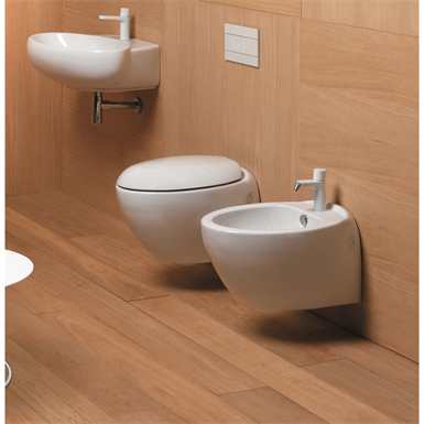 Clas+ wall hung WC