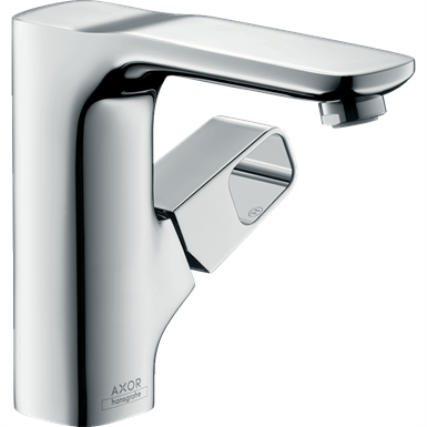 AXOR Urquiola Single lever basin mixer 130 with pop-up waste set 11020000