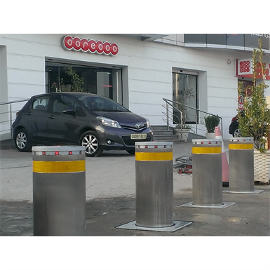FAAC J275 F Fixed bollard