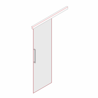 Manual Sliding Door System MUTO