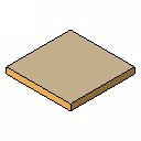 WD Joist Tile Backer Brd F144 PermaColorTM Laticrete