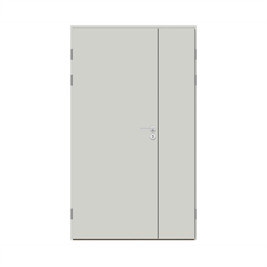 Interior Door HP S7 Double Unequal