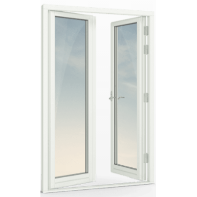 ND NTech Villa Double Balcony door (security)