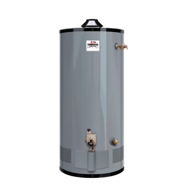 Medium Duty Gas Commercial Water Heaters 48 To 75 Gallon