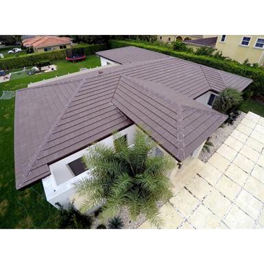 Flat Roof Tile Graphite Cer 225 Mica Verea Free Bim Object