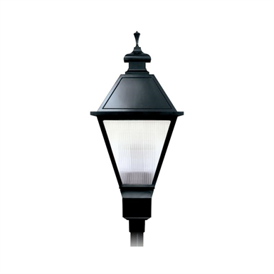BALTIMORE POST TOP LED (VX681) (Philips Hadco) | Free BIM object for