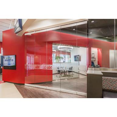 NANAWALL® CSW75 - FRAMELESS CENTER PIVOT FOLDING SYSTEM