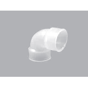90° ELBOW - WHITELINE PVDF SOCKET FUSION (Orion) | Free BIM object
