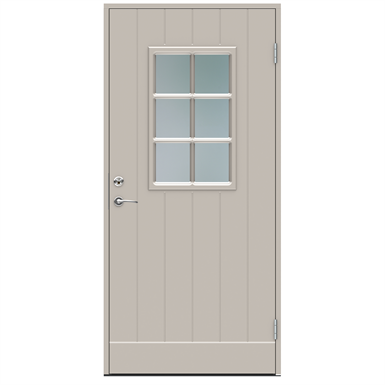 ARCHIVED Exterior Door Classic Bizet LE (low energy)