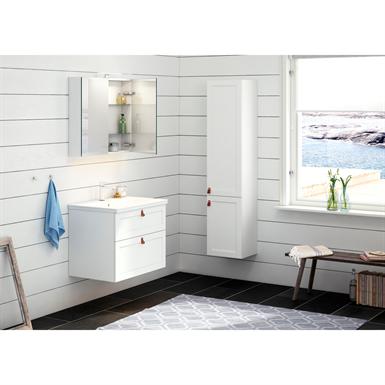 Bathroom Vanity Unit Artic 80 Cm