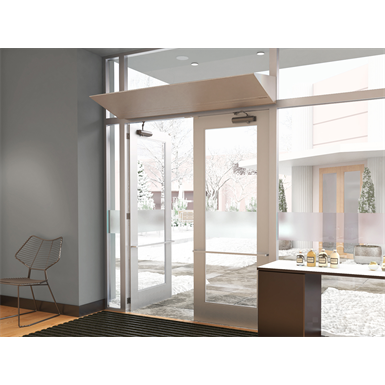 AE08 - Electric - Berner Architectural Elite 8 Air Curtain
