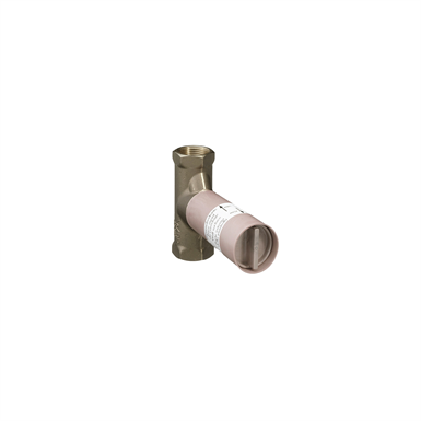 Basic set 40 l/min for shut-off valve for concealed installation ceramic 15974180