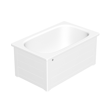 Bathtub with full panel  - 1050 x 650