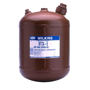 MODEL WTTA ASME THERMAL EXPANSION TANK, LEAD-FREE* (Zurn