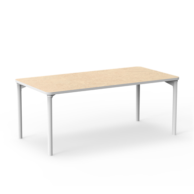 Table Marcus, 180 x 90 cm, white