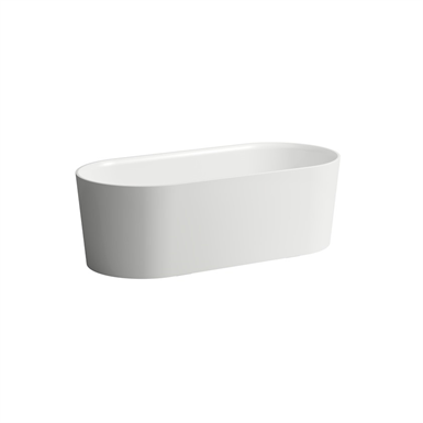 VAL Bathtub, freestanding 1600 x 750 mm
