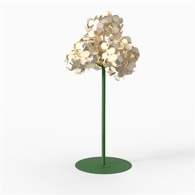 LEAF LAMP METAL TREE 230 (Green Furniture Concept)   Gratis BIM