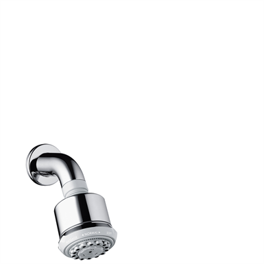 Clubmaster Overhead shower 3jet with shower arm 27475000