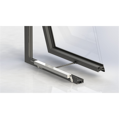 Generic Top Hung Window with SECO N 24 25