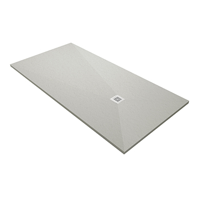 BASE SLATE Shower Tray 1000x800mm
