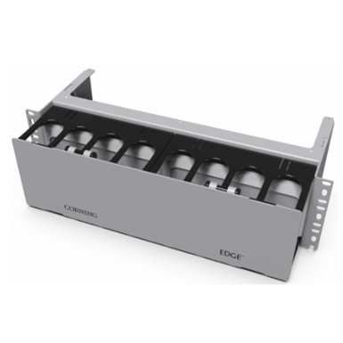 EDGE™ Horizontal Jumper Manager, 3 Rack Units