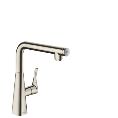 Metris Select Single lever kitchen mixer 260 14847800