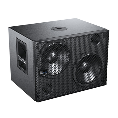 UMS-1XP 48 V DC Ultracompact Subwoofer