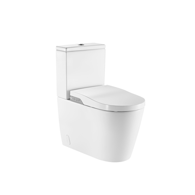 INSPIRA In-Wash® Back to wall close-coupled smart toilet w/ dual outlet