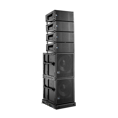 LINA Very Compact Linear Line Array Loudspeaker