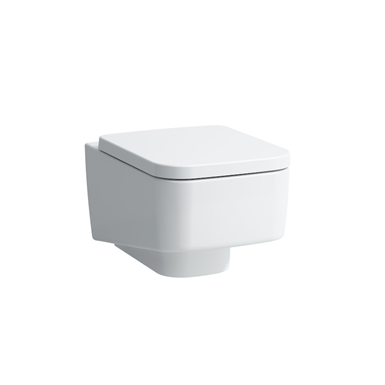 LAUFEN PRO S Wall-hung WC 'rimless', washdown, without flushing rim