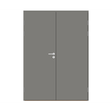 Interior Door HP S7 Double Equal