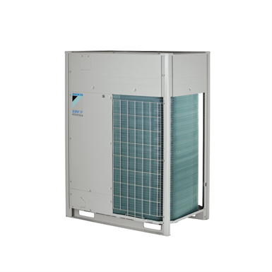 VRV IV heat pump with continuous heating (RYYQ-T)