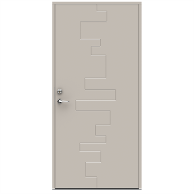 Exterior Door Character Pictor (Outswing)