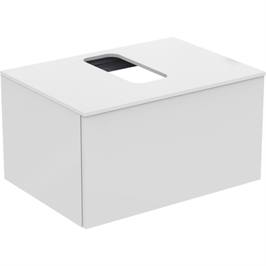 ADAPTO BASIN UNIT 70X50 WD LBRN