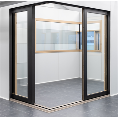 Extrem - 2-leaf Sliding Door