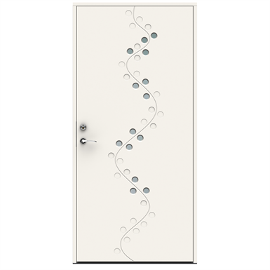 Exterior Door Character Orchid (Outswing)