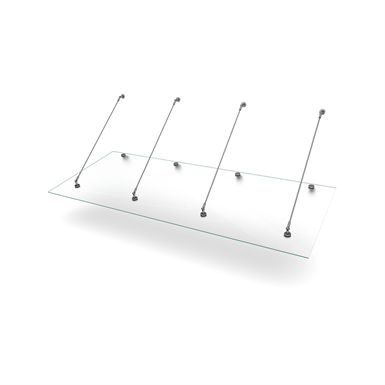 Easy Collection Console Stainless Tube 1000x2500