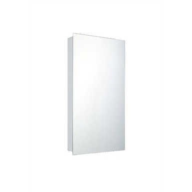 "Deluxe Series Polished Edge Medicine Cabinet - 16"" x 30"" Surface Mounted"