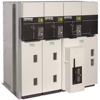 SM6 36kV - Air-Insulated Switchgear for Secondary Distribution