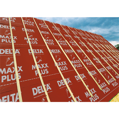 DELTA®-MAXX PLUS - Pitched roof course 0.4mm