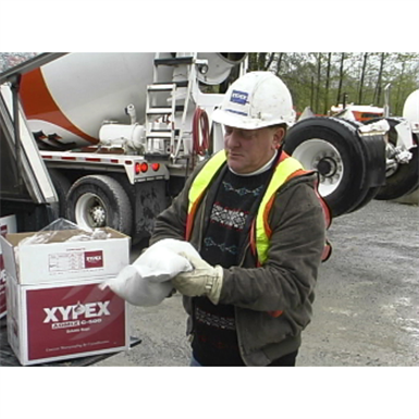 Xypex Admix C-500 Red - Crystalline Concrete Waterproofing Red Oxide Precast