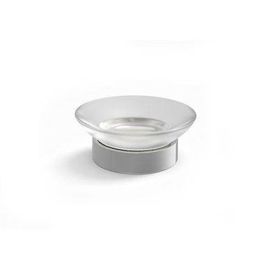 TWIN Over countertop soap dish